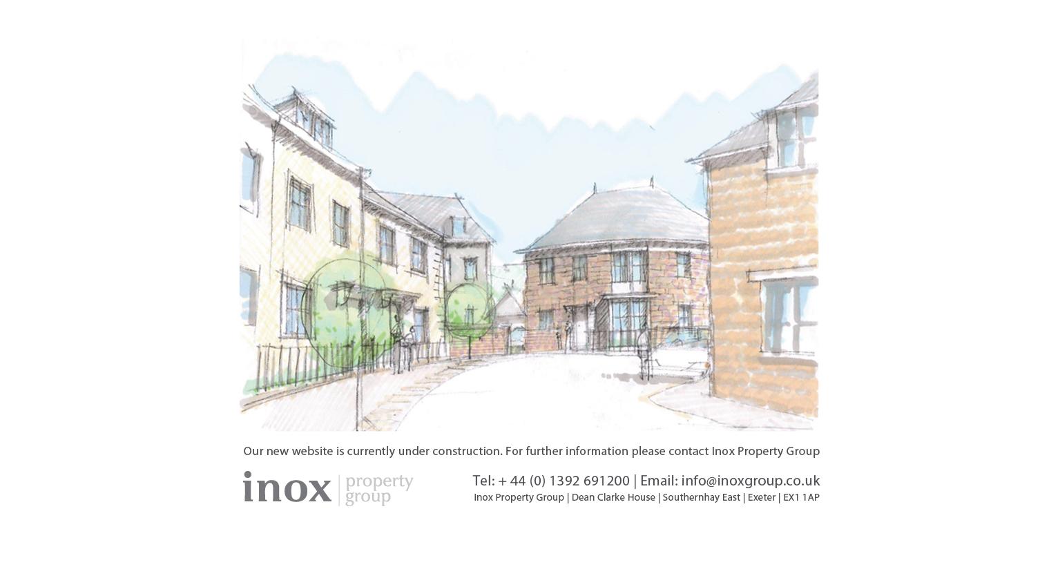 inox-holding-page